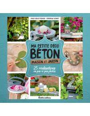Ma petite déco béton - Maison et jardin
