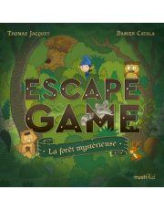 Escape game : La forêt mystérieuse