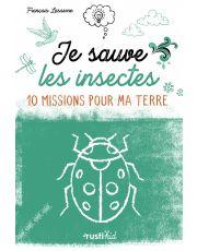 Je sauve les insectes