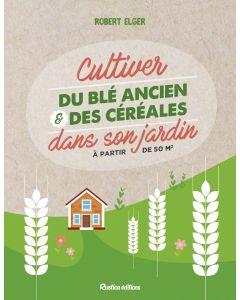 Cultiver du blé ancien et des céréales dans son jardin à partir de 50 m2