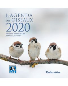 L'agenda des oiseaux 2020