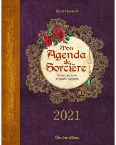 Mon agenda de sorcière 2021