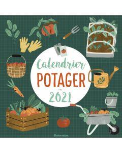 Calendrier potager 2021
