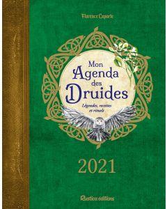 Mon agenda des druides 2021